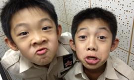 黃君陶兄弟